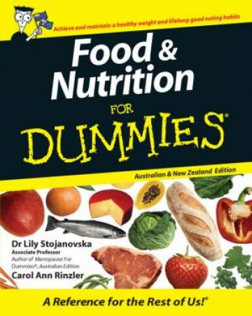 Food And Nutrition For Dummies, Australian Edition