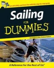 Sailing For Dummies Australian And New Zealand Ed