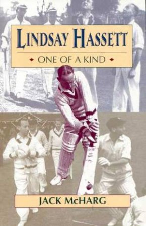 Lindsay Hassett: One Of A Kind by Jack McHarg - 9780731807260 - QBD Books