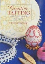 Creative Tatting With Beads