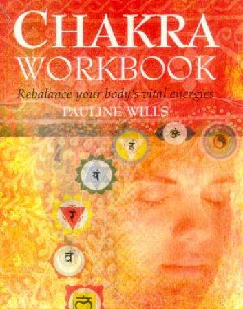 Chakra Workbook by Pauline Wills