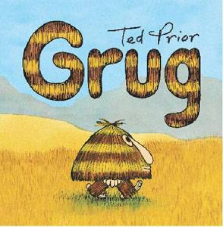 Grug Board Book by Ted Prior
