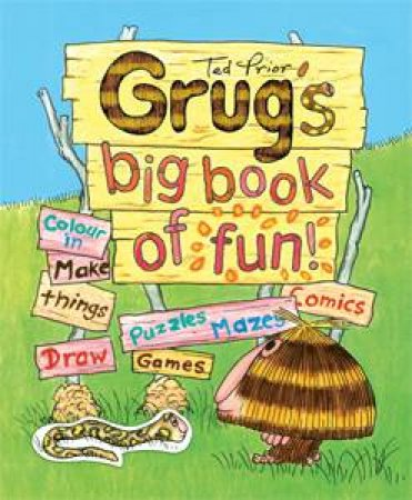Grug's Big Book of Fun