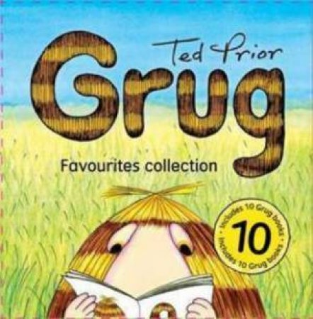 Grug Favourites Collection (Blue) by Ted Prior