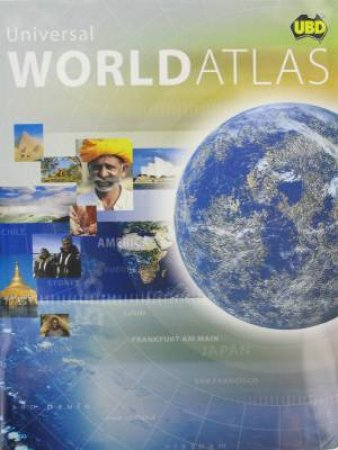 UBD Universal World Atlas by Various