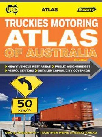 Truckies Motoring Atlas of Australia (2nd Edition)