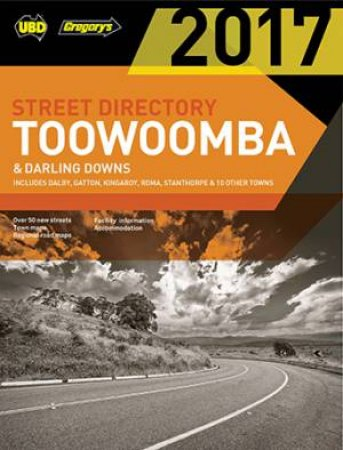 Toowoomba Darling Downs Street Directory- 8th Ed.