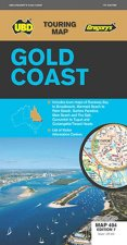 UBD/Gregory's Gold Coast Map 404 - 7th Ed by Various