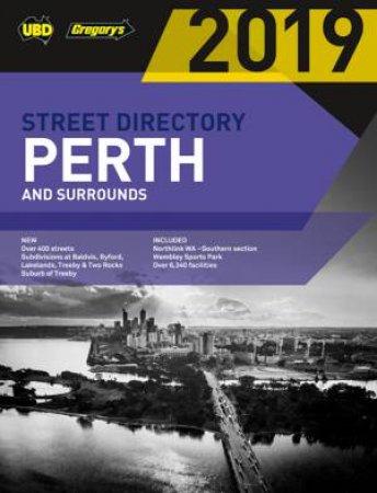 Perth Street Directory 2019 61st