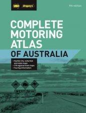 Complete Motoring Atlas Of Australia 9th Ed