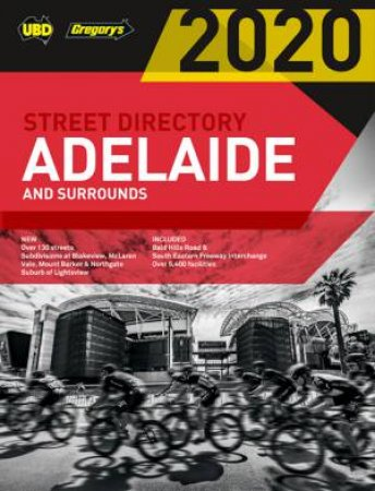 Adelaide Street Directory 2020 58th Ed by Various