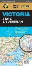 Victoria State  Suburban Map 370 29th Ed
