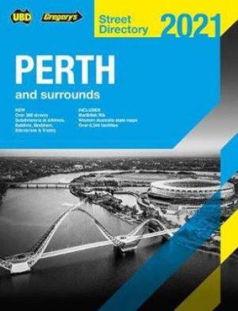 Perth Street Directory 2021 63rd Ed