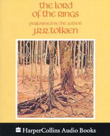 The Lord Of The Rings - Cassette by J R R Tolkien