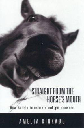Straight From The Horse's Mouth by Amelia Kinkade