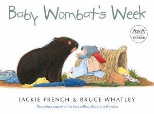 Baby Wombat's Week