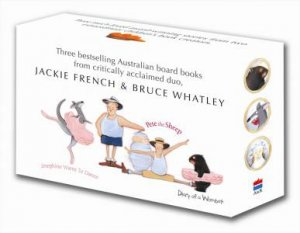 Jackie French/Bruce Whatley Board Book Set