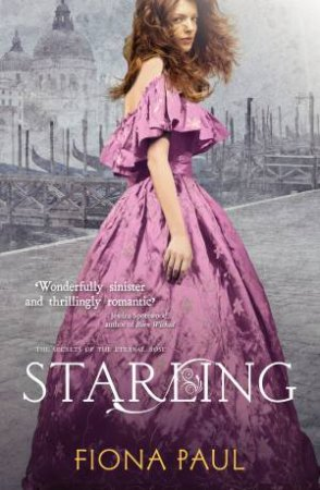 Starling by Fiona Paul - 9780732295943 - QBD Books