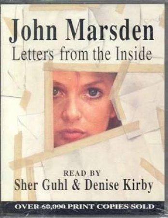 Letters From The Inside - Cassette by John Marsden