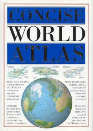 Concise World Atlas by Various