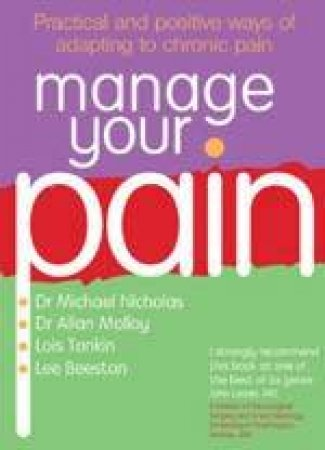 Manage Your Pain by Various