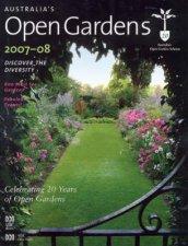 Australias Open Garden Scheme 20072008