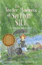 The Tender Moments of Saffron Silk
