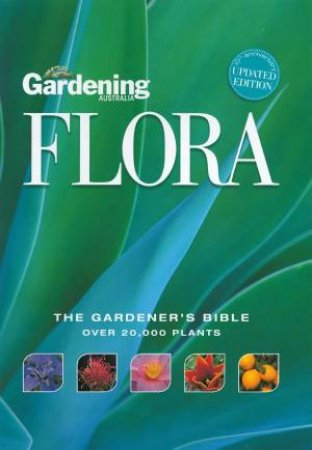 "Gardening Australia's ""Flora"" Book Only $49.99 + FREE SHIPPING @ QBD.com.au"