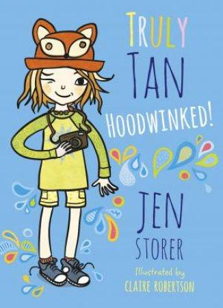 Truly Tan: Hoodwinked!