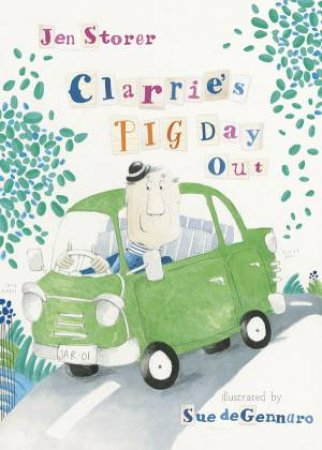 Clarrie's Pig Day Out