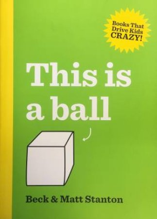 This Is a Ball (Big Book)