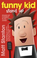 Funny Kid Stand Up by Matt Stanton
