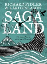 Saga Land The Island Stories At The Edge Of The World