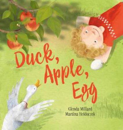 Duck, Apple, Egg