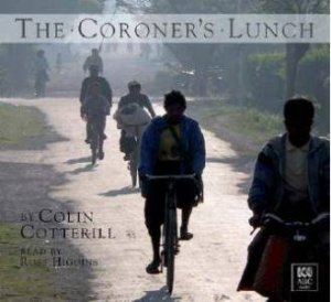 The Coroner's Lunch - CD by Colin Cotterill