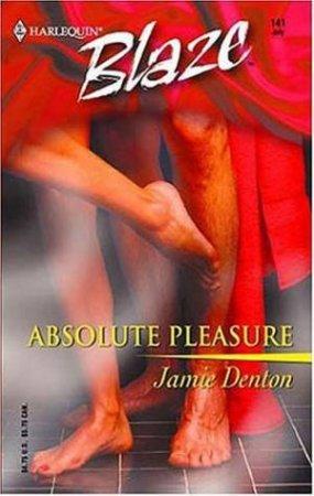 Absolute Pleasure by Jamie Denton