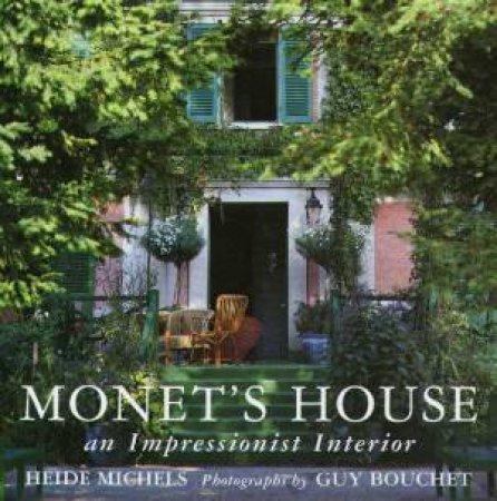 Monet's House by Heide Michels