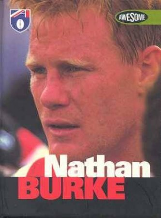 AFL Awesomes: Nathan Burke by Russell Holmesby