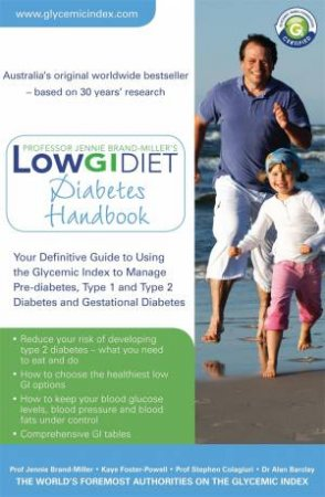 The New Glucose Revolution: Diabetes Handbook by Various
