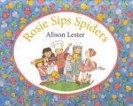 Rosie Sips Spiders