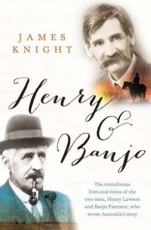 Henry and Banjo by James Knight