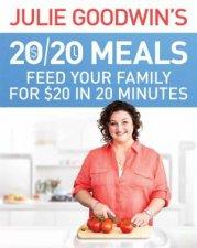 Julie Goodwins 2020 Meals