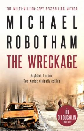 The Wreckage by Michael Robotham