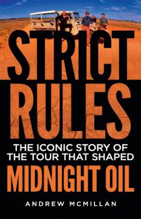 Strict Rules by Andrew McMillan