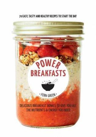 Hachette Healthy Living: Power Breakfasts