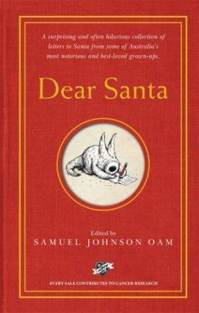 Dear Santa by Samuel Johnson