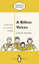 A Billion Voices Chinas Search For A Common Language
