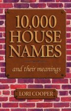 10000 House Names And Their Meanings
