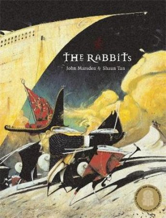 The Rabbits by John Marsden