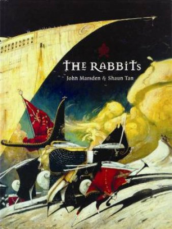 the rabbits by shaun tan and john marsden essay John marsden and shaun tan's picture book the john marsden and shaun tan's book the rabbits we will write a cheap essay sample on the rabbits.